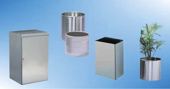 Click Here for Waste Containers, Plant Containers, Round Containers, Round Wheeled Tanks, Storage Boxes and Lockable Boxes