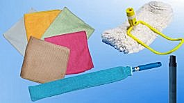 Click Here for Microfiber and Standard Dusting Accessories