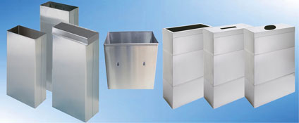 Click Here for Stainless Recycling Systems