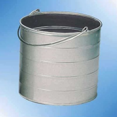 Round Mop Buckets On 3 Quot Casters
