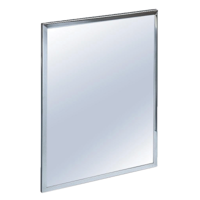 Channel Framed Glass Mirrors
