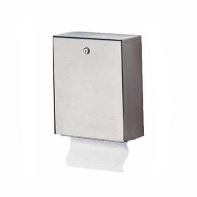 Stainless Folded Towel Dispenser