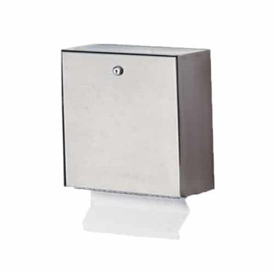 Stainless Folded Towel Dispenser
