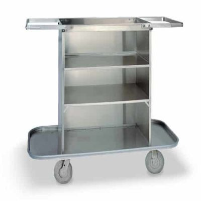 Double Handle Linen Cart