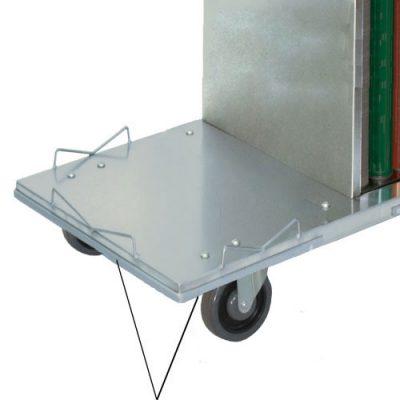 Bumper for Cart Platform