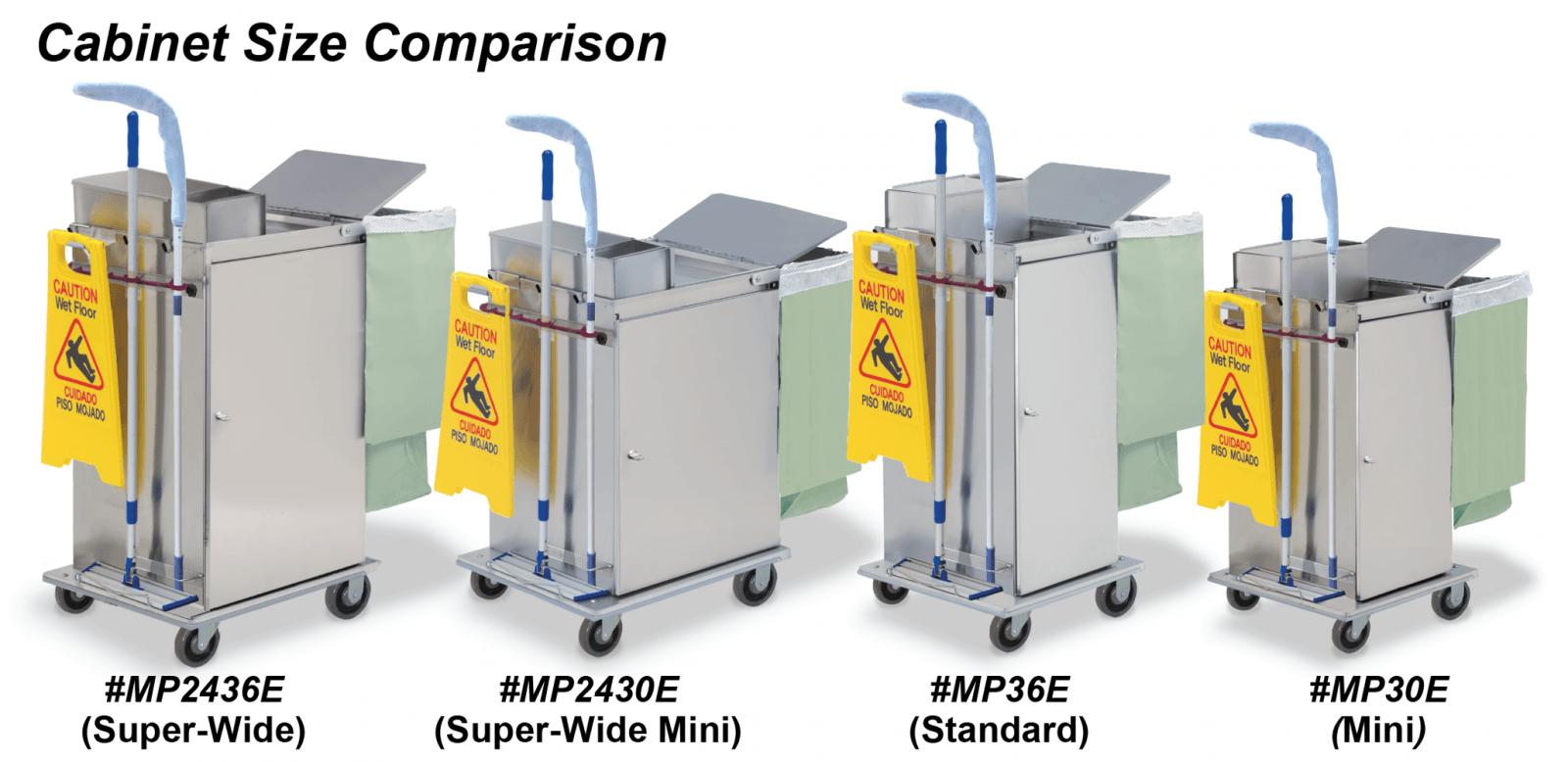 Industrial grade carts for medical center