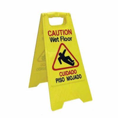 """27"""" Wet Floor Sign"""