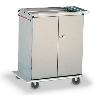 Double Door Maid Cart