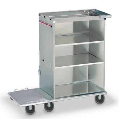 Doorless Folding Cart