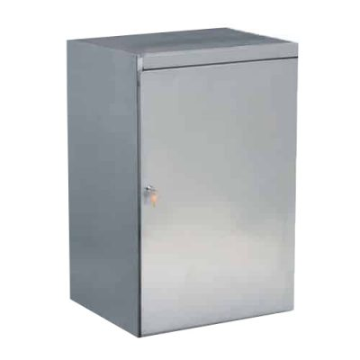 Extra Large Medicine Cabinet - Stainless Steel