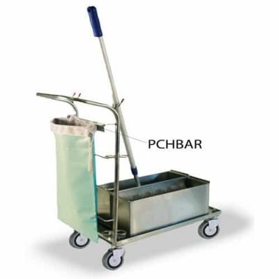 Stainless Steel Microfiber Press Cart