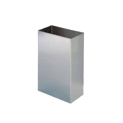 Small Stainless Steel Trash Bin
