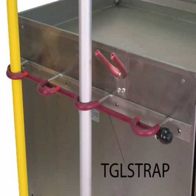 Snap Rack Strap for Cart
