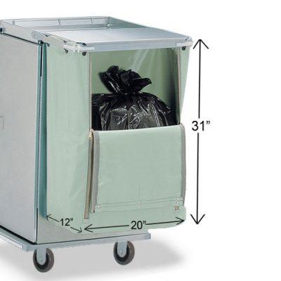 Zip Trash Bag