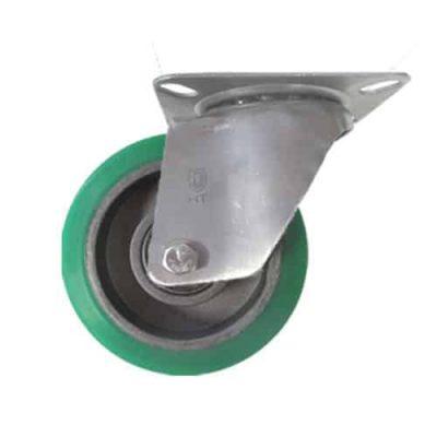 Autoclavable plate caster