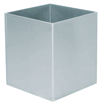 Stainless Steel Storage Boxes