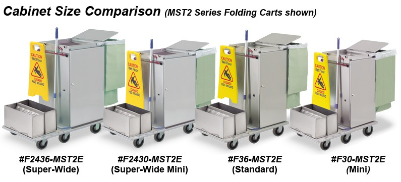 Microfiber stainless hospital carts with double tubs