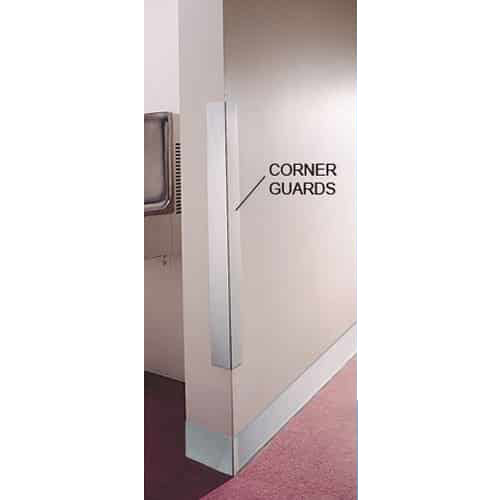 Corner Guards Stainless Steel
