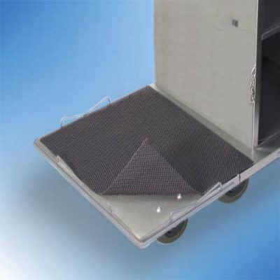 Non-Skid/Sound-Absorbing Matting