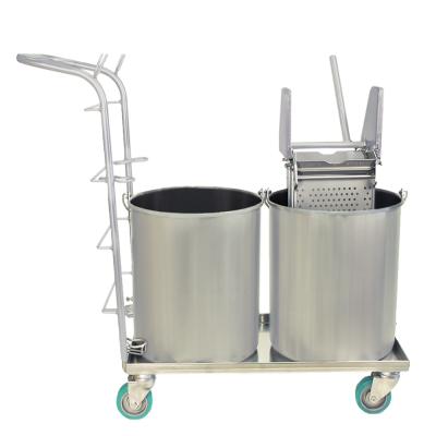 Autoclavable Cart Bucket Combo