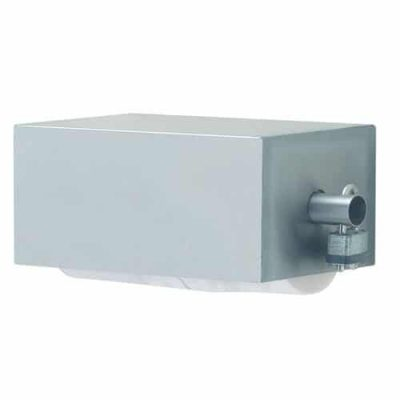 CTP-2 Covered Two-Roll Toilet Paper Dispenser