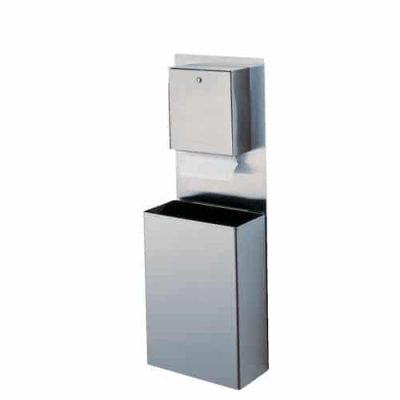 Large Folded Towel Bin System - #L-SYSTEM