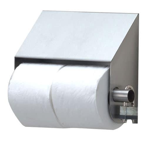 STP-2 Slanted Two-Roll Toilet Paper Dispenser