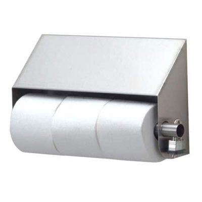 STP-3 Slanted Three-Roll Toilet Paper Dispenser