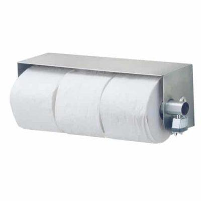 TP-3 Standard Three-Roll Toilet Paper Dispenser