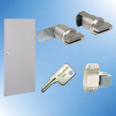 Automatic Locking Doors - Locks - Keys