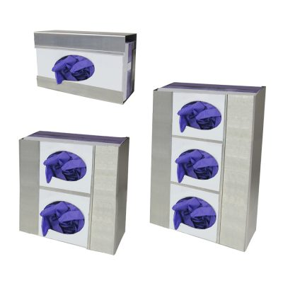 Industrial-grade Glove Box Holders