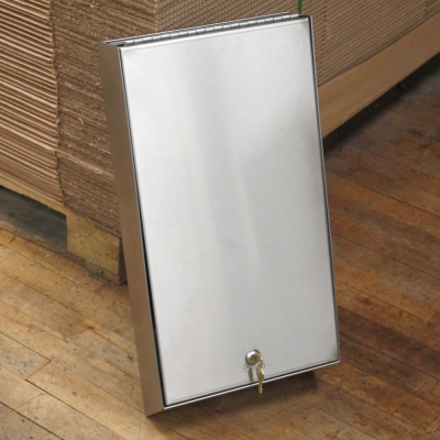 Stainless Napkin Dispenser