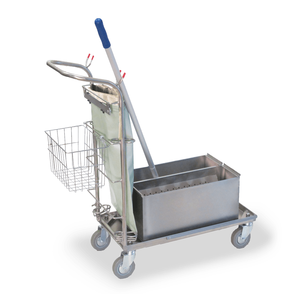 Microfiber Trolley Carts