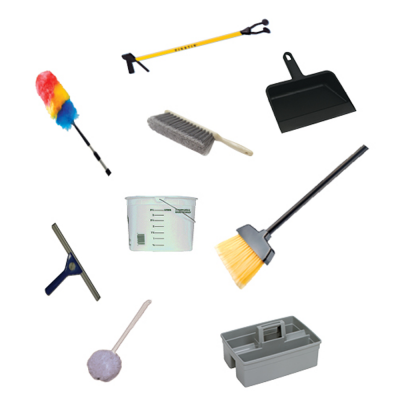 Cart Accessories & Cleaning Tools