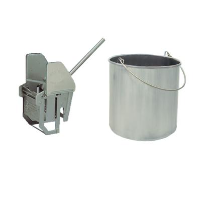 Seamless Round Buckets & Wringers