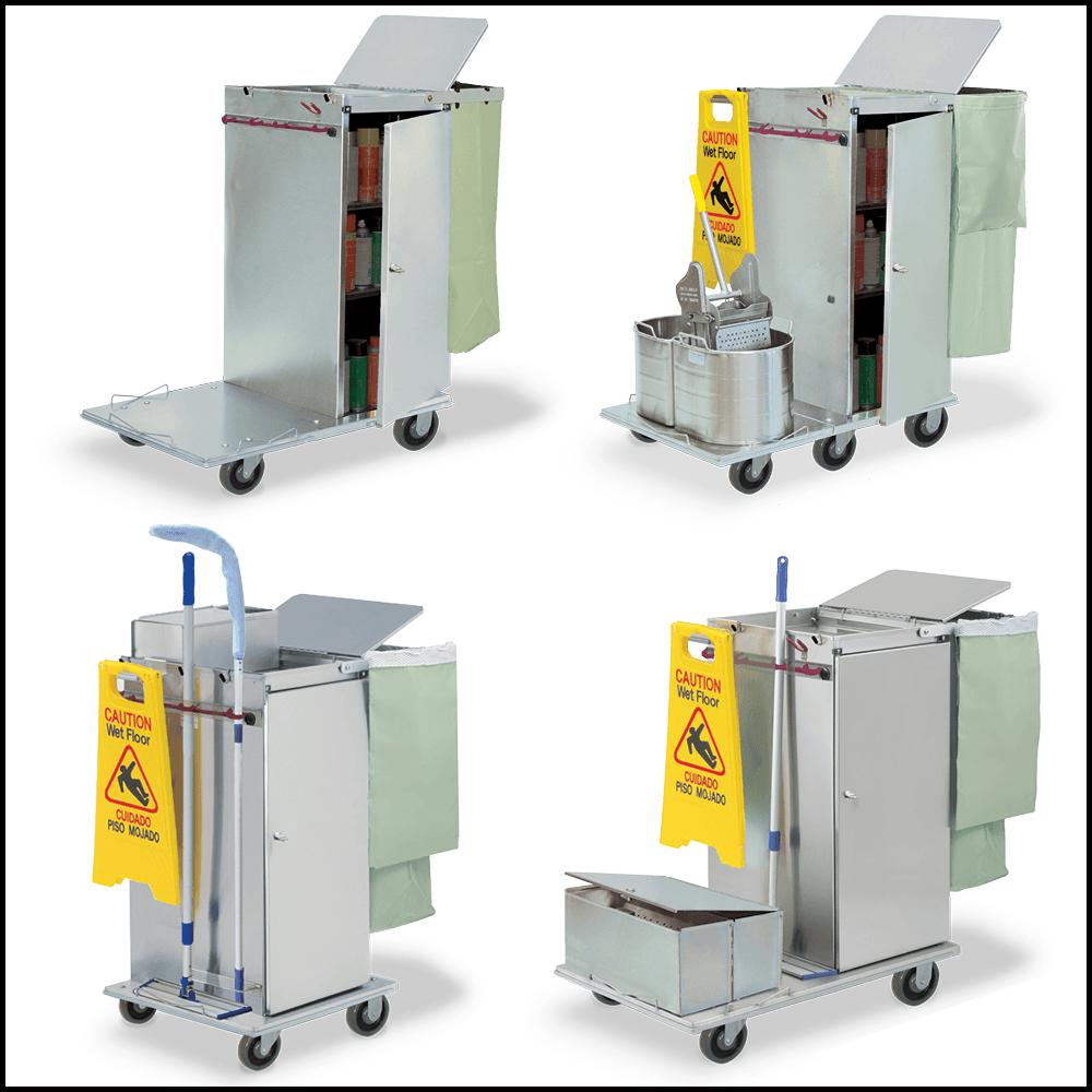 housekeeping carts