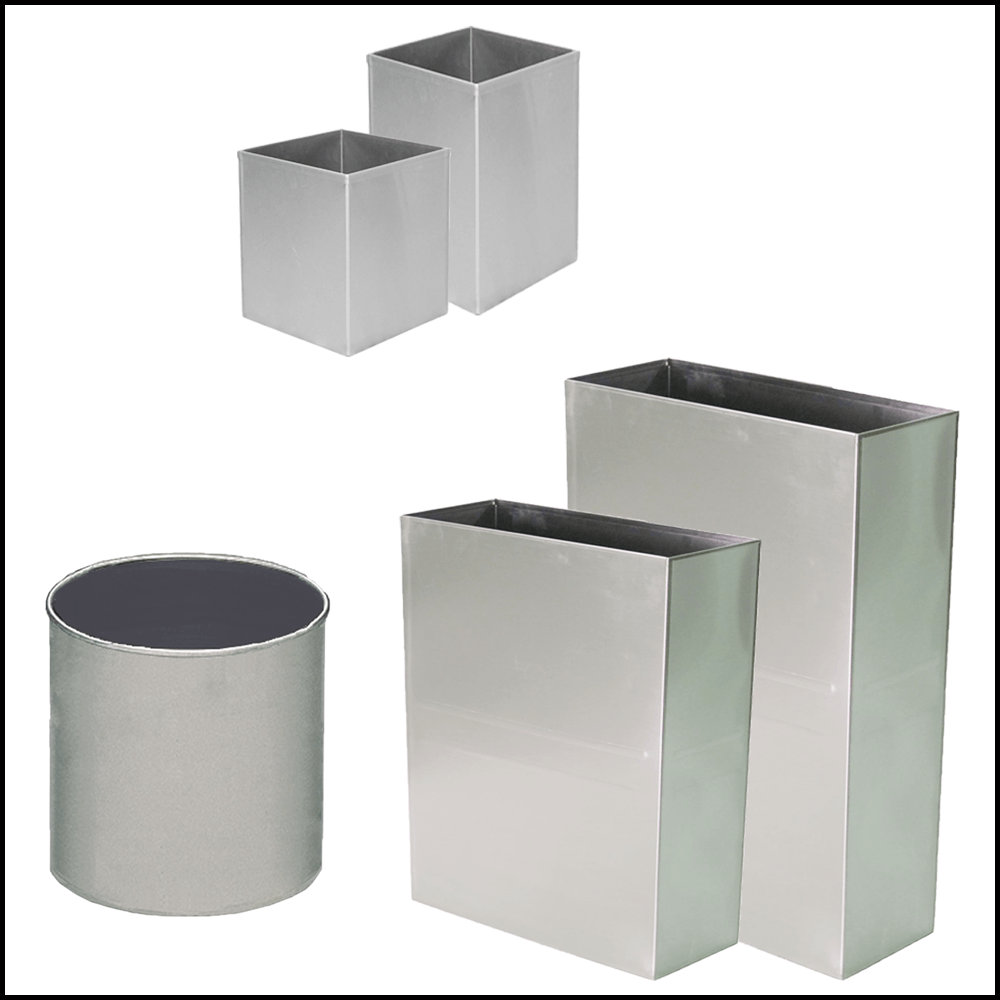 Stainless Metal Boxes