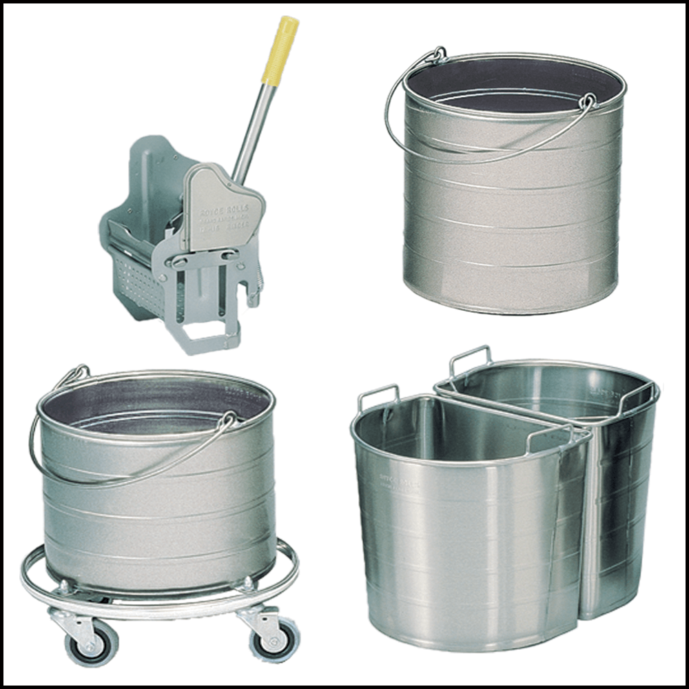 Mop Buckets and Wringers