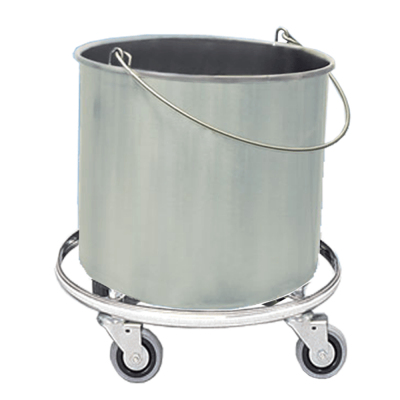 Seamless Buckets on Casters