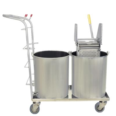 Drawn Cart Bucket Combo