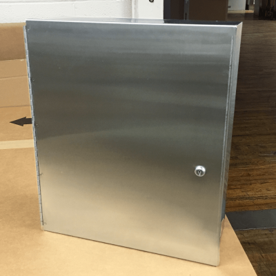 Stainless Metal Medical Cabinet
