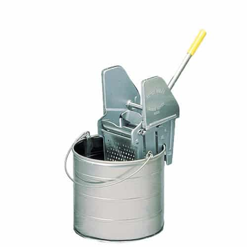 Round Bucket/Mop Wringer Combo