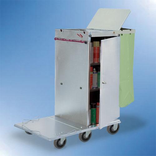 Standard Size Carts (Includes Door, Bag, Lid)