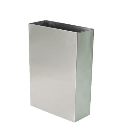 "#RG16828 - 16"" x 8"" x 28"" Rectangular Waste Bin"