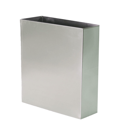 "#RG20828 - 20"" x 8"" x 28"" Rectangular Waste Bin"